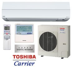 Toshiba RAV Digital Inverter High Wall | Ductless Air Conditioners | Tallahassee