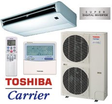 Toshiba RAV Digital Inverter Under Ceiling | Ductless Air Conditioners | Tallahassee